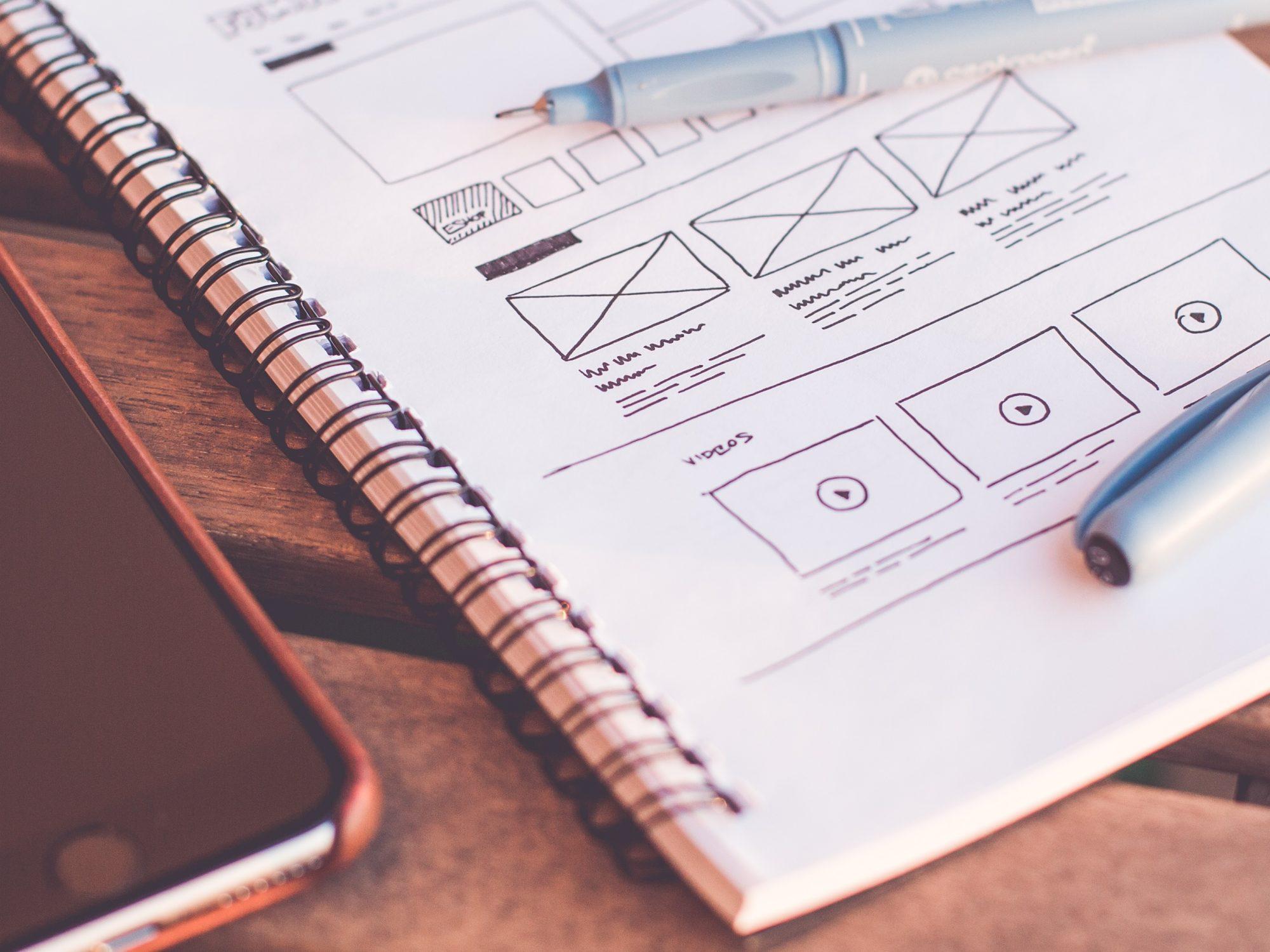 Web Design/UX design
